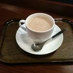 2011/01/05 ucc上島咖啡店喝咖啡!
