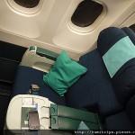 國泰航空 SIN-HKG CX 714紅眼班機商務艙分享