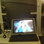 AA 037 MAD-DFW 國際版767商務艙review